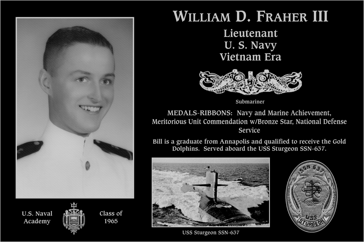 William D. Fraher, III