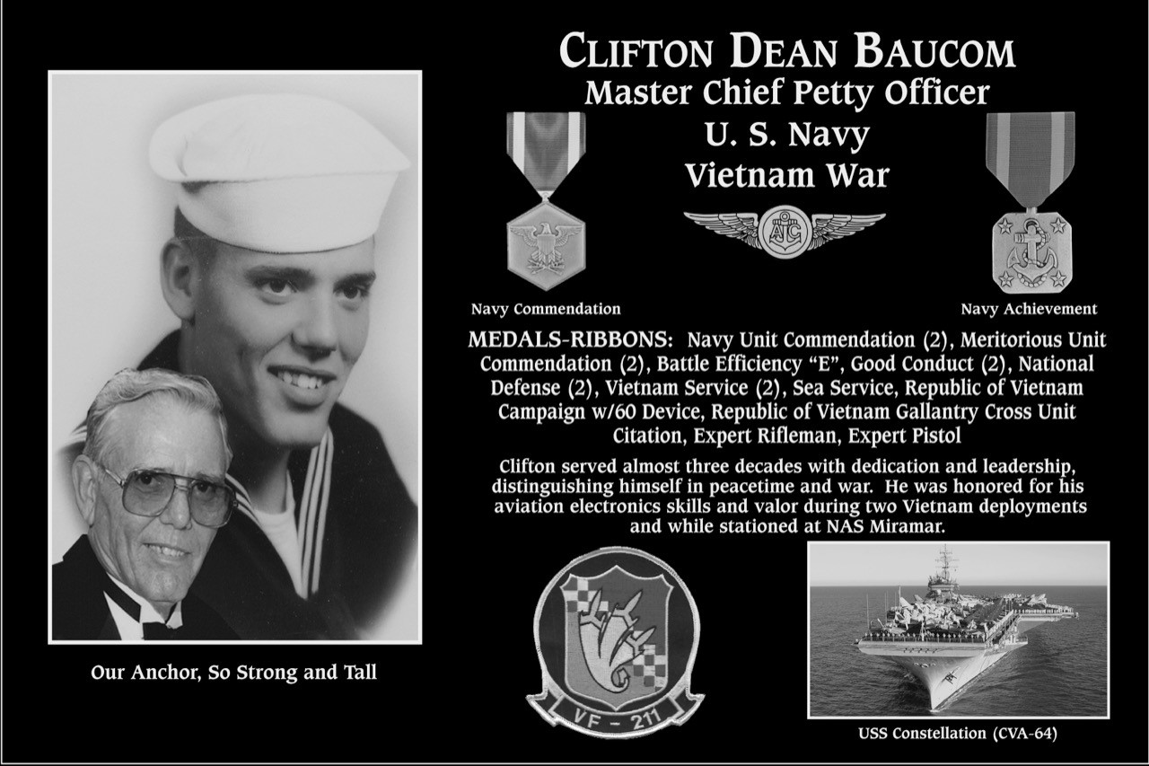 Clifton Dean Baucom