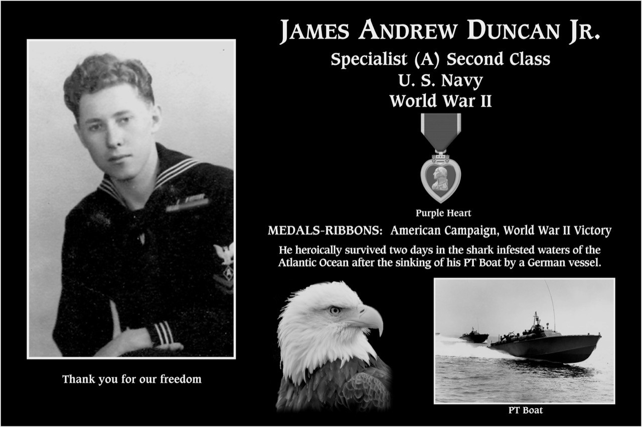 James Andrew Duncan, Jr.