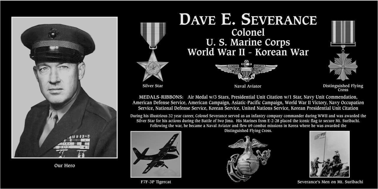 Colonel Dave Severance