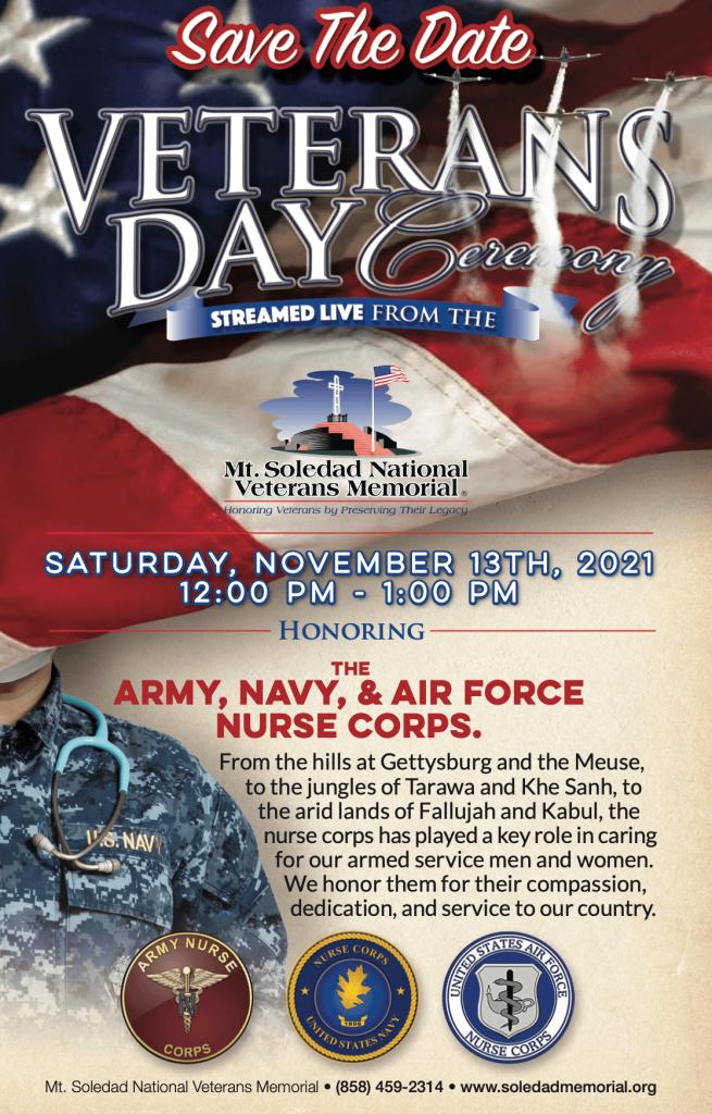 Veterans Day Live 2021